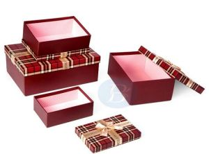 High Elegant Logo Printed Gift Box with Magnetic Closure (QualiPrint) pictures & photos