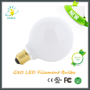 G25/G80 New LED Bulb Warm White Edison Bulb Energy-Saving Lamp pictures & photos