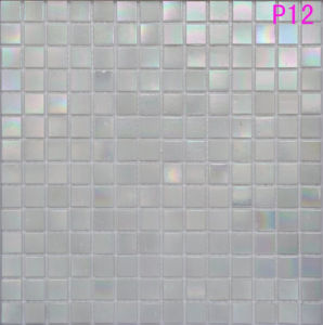 Crystal Glass Mosaic Iridium pictures & photos