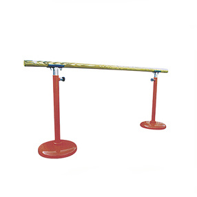 Adjustable 0.8-1.2 M Heavy Cast Iron Base Portable Ballet Rails pictures & photos