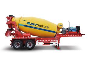 8m3 Concrete Mixer Truck/Cement Mixer pictures & photos