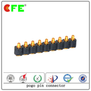 Professional Produce 9pin Pogo Pin Connector for Digital Product pictures & photos