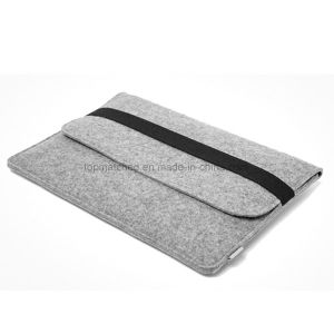 Sleeve Wool Felt Laptop Tablet Case Bag for MacBook Air 11 Inch to 13 Inch pictures & photos