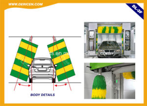 Dericen Dl3f Full Automatic Car Wash Machine Price with Brush pictures & photos