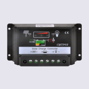 12V 24V 5A/10A/15A/20A/30A Auto Manual PWM Solar Charge Controller pictures & photos