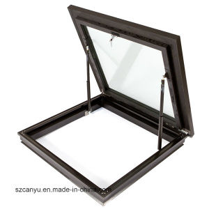 Double Glazed Windows Glass Roof Overhead Window Design Skylight Window pictures & photos