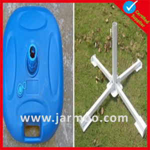 Customized Outdoor Promotional Umbrella with Logo pictures & photos