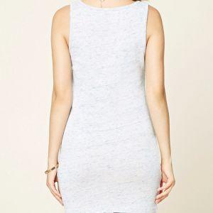 Ladies Fashion Strapless V-Neck Bandage Slip Dress Blouse pictures & photos