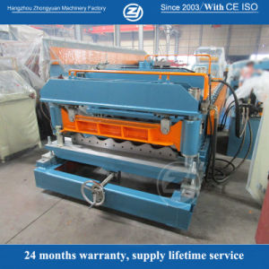 Roof Tile Roll Forming Machine Manufacturer pictures & photos