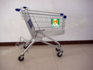 New Shopping Trolley Shopping Cart Retail Store Cart pictures & photos