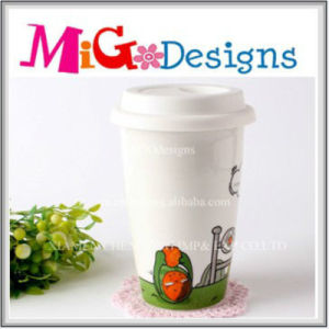 Personalized Crafts Gift Ceramic Lovely Cup for Kids pictures & photos