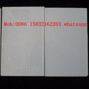595*595*7mm PVC Laminated Gypsum Ceiling pictures & photos