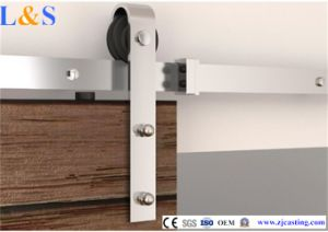 Stainless Steel Sliding Barn Door Hardware pictures & photos