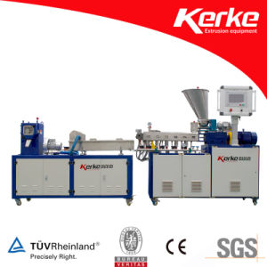 Lab Co Rotating Twin Screw Extruder pictures & photos