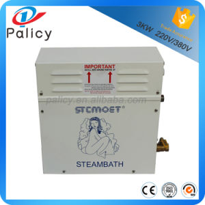 China Factory Supply 3-18kw Steam Powered Electric Generator/Steam Engine Generator/Sauna Steam Generator pictures & photos