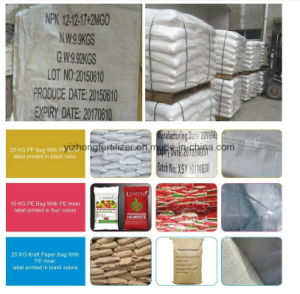 100% Water Soluble Fertilizer NPK 19-19-19 Compound Fertilizer pictures & photos