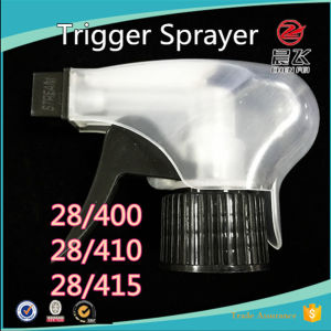 Plastic Clean Liquid Trigger Sprayer, Screw Trigger Sprayer, Plastic Trigger Sprayer for Cleaning pictures & photos