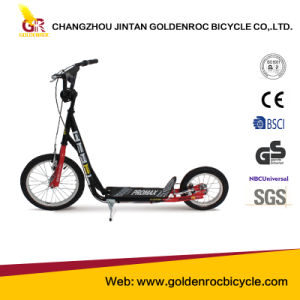 "(GL1612-A) Good Sales16""-12"" Kick Scooter with Ce pictures & photos"