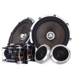 Factory Price One Set Car Subwoofer Speaker Basket for Customization pictures & photos