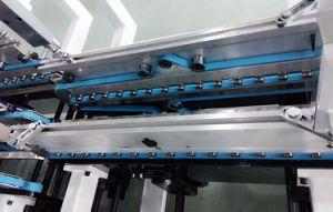 Lock Box Folding Gluing Pasting Machine (GK-650CA) pictures & photos