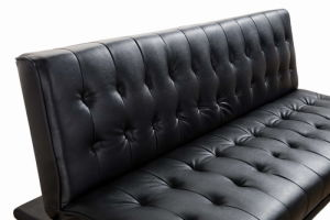 Classic Durable Useful PU Sofa Bed pictures & photos