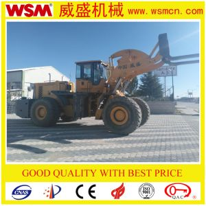 Heavy Duty Forklift Wheel Loader Exported to Turkey pictures & photos