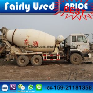 Fairly Used Mixer Truck Nissan Ud