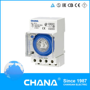 Ce and RoHS Digital Programma Approval 24 Hours Time Relay Timer pictures & photos