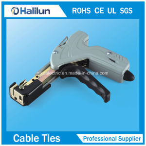 Lqa Strength Stainless Steel Cable Tie Tool with 9mm Cable Tie pictures & photos