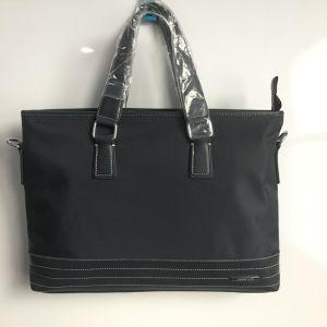 Laptop Business Fashion Tote Nylon Handbag Men Leisure Polyester Bag pictures & photos