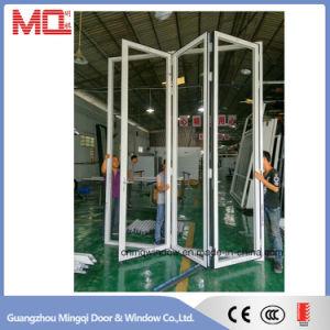 China Aluminum Glass Patio Exterior 24 Inches Bifold Doors / Folding Door pictures & photos