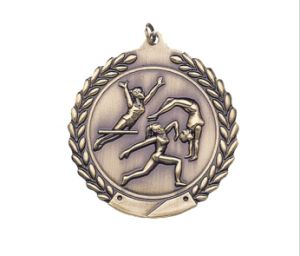 2′′ 3D Casting Gymnastics Medal pictures & photos
