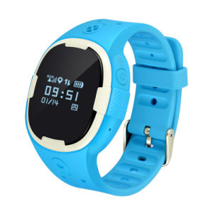 GPS Kids Tracker Watch with Two Way Communication, Real Time Tracking pictures & photos
