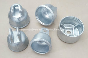 End Fittings of Suspension Insulator Used on High Voltage Transmission pictures & photos