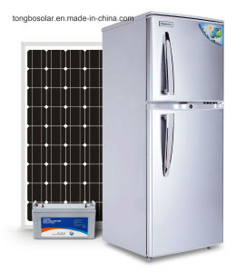 12V DC Compressor Solar Power Refrigerator 45L/93L Triple Power Integrated pictures & photos
