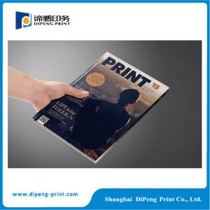 Perfect Binding Hardcover Catalogue Printing pictures & photos