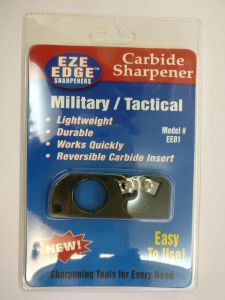 Outdoor Goods Military Tactical Carbide Sharpener pictures & photos