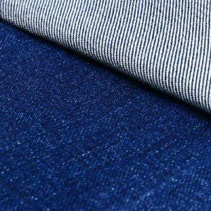 Viscose Cotton Spandex Denim Fabric in Stock pictures & photos