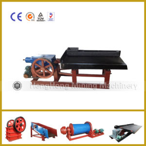 Mini Shaker Table for Ore Dressing Plant Laboratory pictures & photos