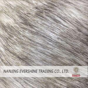 Artificial Fur High Pile Fur Fake Fur Long Pile Fabric for POM/Garment/Shoe pictures & photos