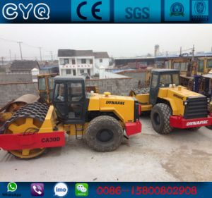 Used Dynapac Road Roller Ca30 with Padfoot Compactor for Sale pictures & photos
