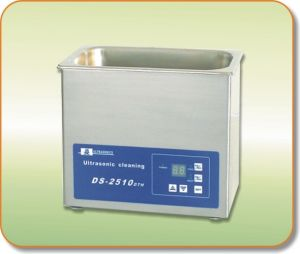 User Friendly Ultrasonic Cleaner Ds-2510DTH pictures & photos