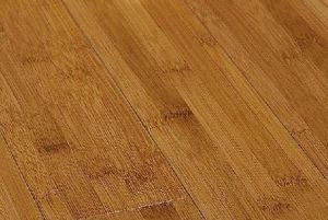Toast Horizonal Brush HDF Bamboo Flooring pictures & photos