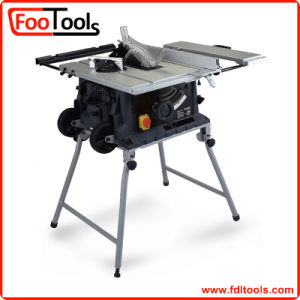 "10"" 1600W Table Saw with Wheels (221125) pictures & photos"