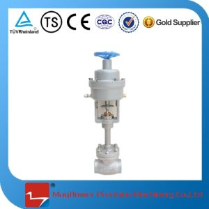 Low Temperature Cryogenic Emergency Shut-off Valve pictures & photos