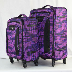 2017 Fashion Design Trolley Travel Luggage Set pictures & photos