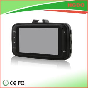 Top Sales GS8000L HD 1080P Car Recorder with Big Screen pictures & photos