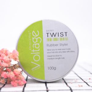 Voltage Shiny Twist Hair Rubber Style pictures & photos