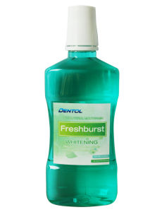 500ml Freshmint Mouthwash Fresh Breath Mouth Cleaning31214