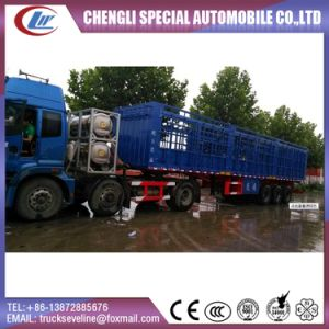 China Quality Cheap Price Loading Tractor Trailer pictures & photos
